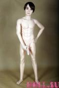 Секс кукла мужчина Тайлер 145 см TPE-силикон - 9
