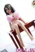 Мини секс кукла Эшли 100 см - 2