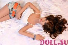 Секс кукла Калиса 145 см - 2