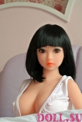 Мини секс кукла Анжела 100 см - 2