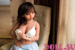 Мини секс кукла Фредерика 118 см - 5
