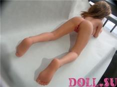 Мини секс кукла Элеонора 117 см - 8