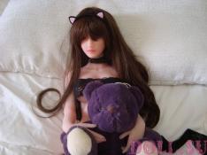 Мини секс кукла Марисса 75 см - 6