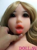 Мини секс кукла Злата 100 см - 12