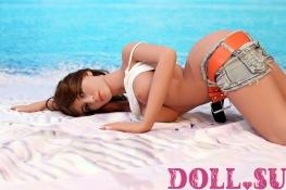 Секс кукла Калиса 145 см - 9