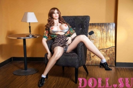 Секс-кукла с Голосом и Подогревом Камилла 170 см TPE-Силикон - 6