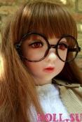 Секс-кукла с Голосом и Подогревом Алесса 111 см TPE-Силикон - 13