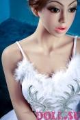 Секс-кукла с Голосом и Подогревом Гелианна 145 см TPE-Силикон - 12
