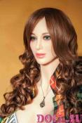 Секс-кукла с Голосом и Подогревом Камилла 170 см TPE-Силикон - 2