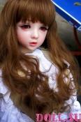 Секс-кукла с Голосом и Подогревом Алесса 111 см TPE-Силикон - 4