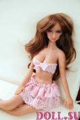 Мини секс кукла Вита 68 см - 1