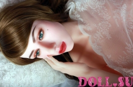 Секс-кукла с Голосом и Подогревом Элисия 170 см TPE-Силикон - 15