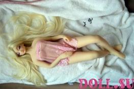 Мини секс кукла Спящая Пейсли - 7