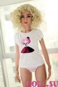 Секс-кукла с Голосом и Подогревом Паулина 156 см TPE-Силикон - 3