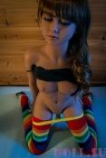Секс кукла Авелина 140 см - 7