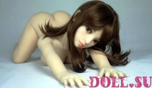Мини секс кукла Велена 100 см - 10
